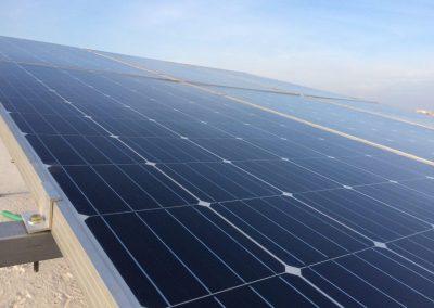 Solar Panel Installation – 2KW solar off grid system